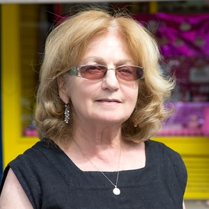 Gail Levy - Owner of Primrose Hill Pets